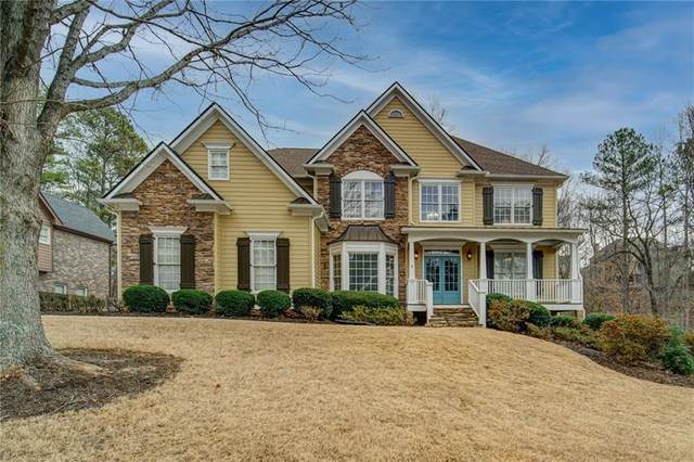 1348 Bridgemill Avenue, Canton, GA 30114 (MLS #6827010) :: North Atlanta Home Team