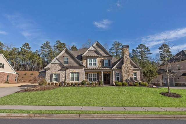752 Creekside Bend, Alpharetta, GA 30004 (MLS #6827029) :: North Atlanta Home Team