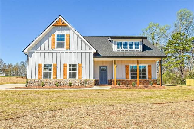 6415 Hagen Creek Court, Lula, GA 30554 (MLS #6827032) :: Path & Post Real Estate