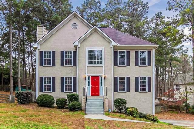 201 Mount Glen Court, Woodstock, GA 30188 (MLS #6827044) :: North Atlanta Home Team