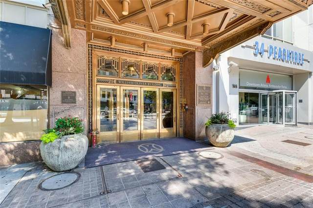 32 Peachtree Street NW #1101, Atlanta, GA 30303 (MLS #6827054) :: Compass Georgia LLC