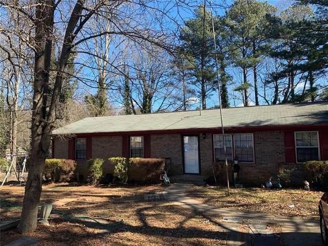 1641 Georgia Avenue SW, Marietta, GA 30008 (MLS #6827090) :: Kennesaw Life Real Estate