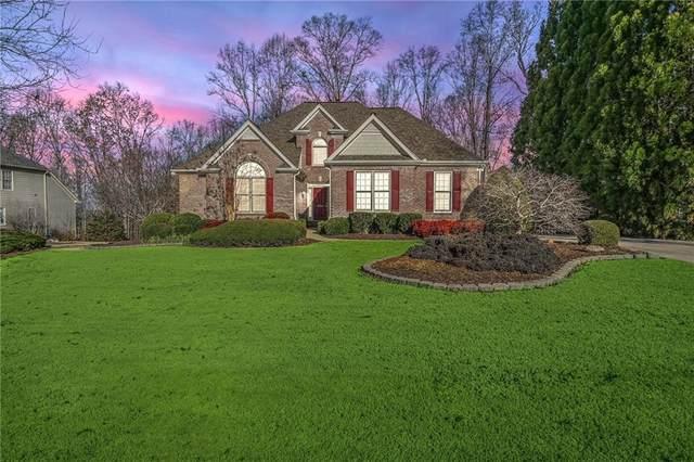 820 Holly Ridge, Canton, GA 30115 (MLS #6827116) :: Tonda Booker Real Estate Sales