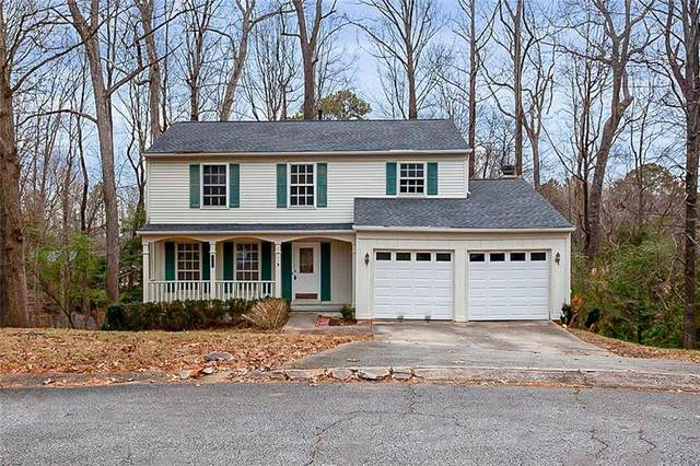 5545 Fitzpatrick Terrace, Peachtree Corners, GA 30092 (MLS #6827126) :: North Atlanta Home Team