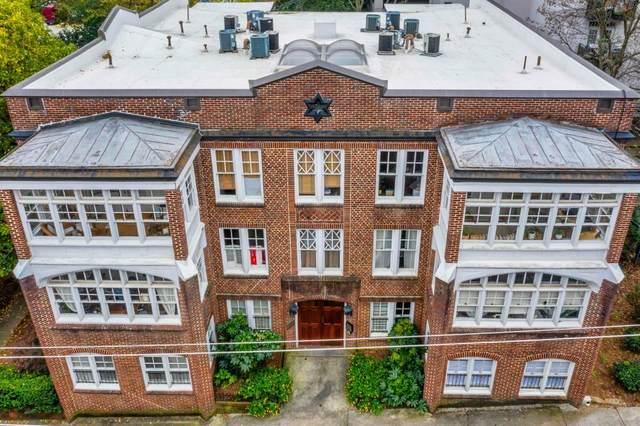 155 3rd Street #5, Atlanta, GA 30308 (MLS #6827128) :: Oliver & Associates Realty