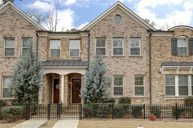 1836 Stephanie Trail NE, Atlanta, GA 30329 (MLS #6827146) :: North Atlanta Home Team