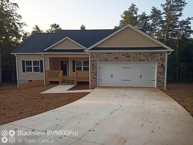 Lot 12 Haybrook Drive, Cleveland, GA 30528 (MLS #6827162) :: Path & Post Real Estate