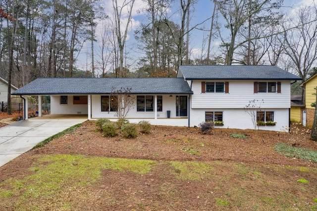 4693 Dunover Circle, Dunwoody, GA 30360 (MLS #6827169) :: RE/MAX Paramount Properties