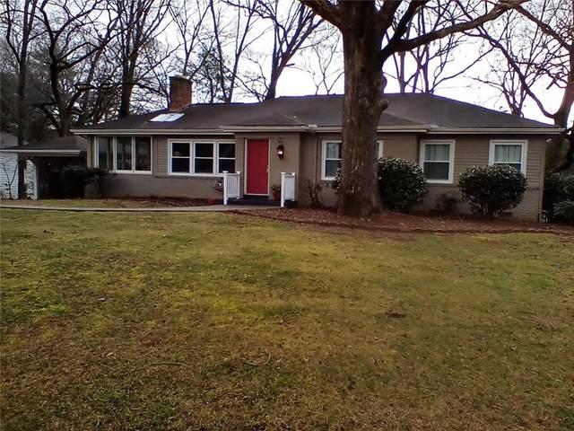 215 Mountain View Drive, Gainesville, GA 30501 (MLS #6827178) :: RE/MAX Prestige
