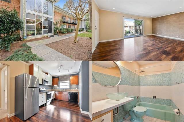 1240 Woodland Avenue NE #6, Atlanta, GA 30324 (MLS #6827248) :: AlpharettaZen Expert Home Advisors
