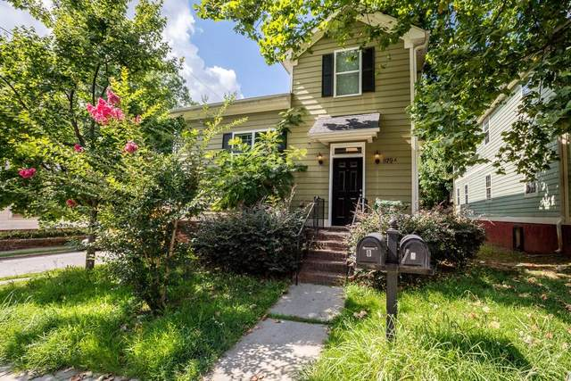 879 Parsons Street SW, Atlanta, GA 30314 (MLS #6827250) :: The Zac Team @ RE/MAX Metro Atlanta