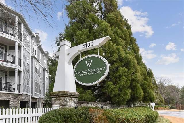 4100 Paces Walk SE #2101, Atlanta, GA 30339 (MLS #6827266) :: Oliver & Associates Realty