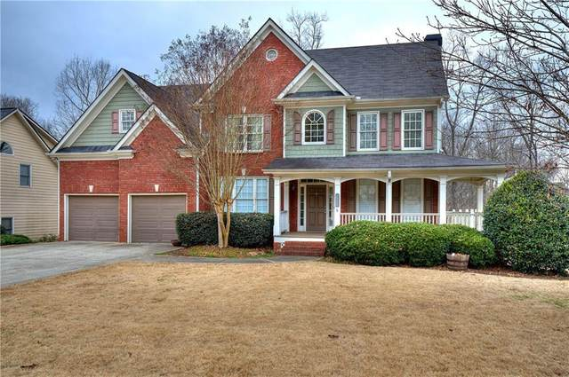 2049 NW Haydenbrook Drive NW, Acworth, GA 30101 (MLS #6827268) :: RE/MAX Paramount Properties