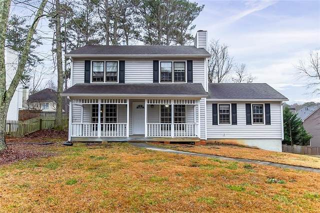 2103 Dayron Circle, Marietta, GA 30062 (MLS #6827273) :: North Atlanta Home Team