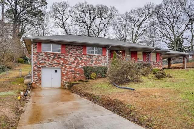 2586 Wenatchee, Marietta, GA 30066 (MLS #6827279) :: North Atlanta Home Team