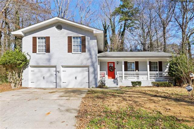 441 Martindale Court, Stone Mountain, GA 30088 (MLS #6827290) :: The Heyl Group at Keller Williams