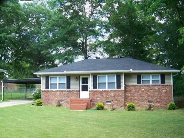 8504 Meadowbrook Drive, Douglasville, GA 30134 (MLS #6827291) :: Oliver & Associates Realty