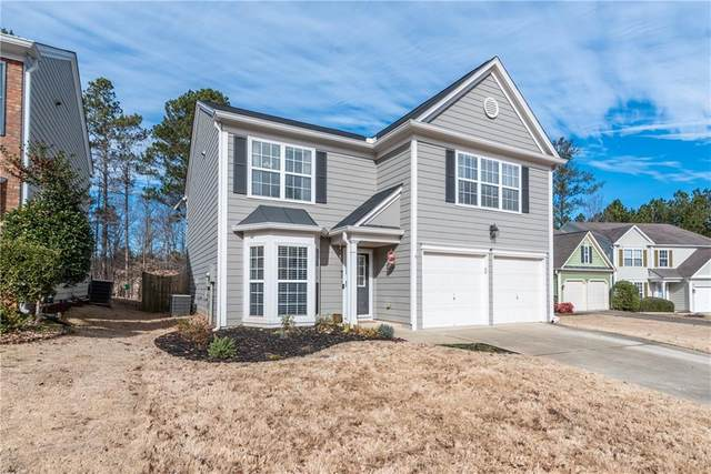 227 Ashland Drive, Woodstock, GA 30189 (MLS #6827300) :: The Realty Queen & Team