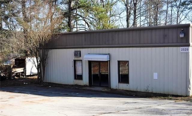 2526 Panola Road, Lithonia, GA 30058 (MLS #6827302) :: North Atlanta Home Team