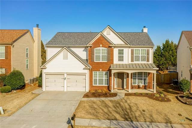 705 Aroura Drive, Woodstock, GA 30188 (MLS #6827304) :: North Atlanta Home Team