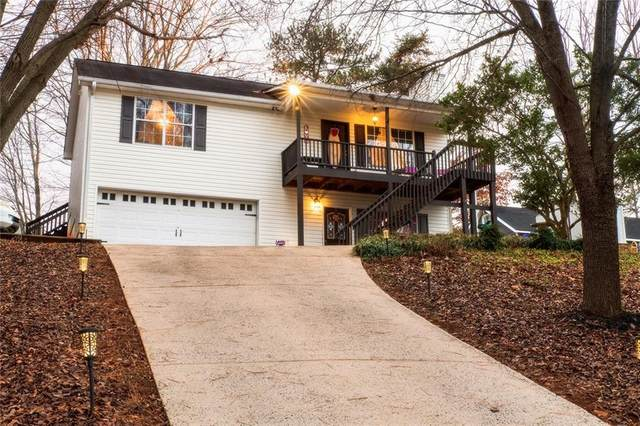 6555 Bonanza Trail, Gainesville, GA 30506 (MLS #6827317) :: City Lights Team | Compass