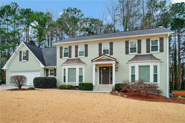 5368 Redfield Circle, Dunwoody, GA 30338 (MLS #6827346) :: North Atlanta Home Team