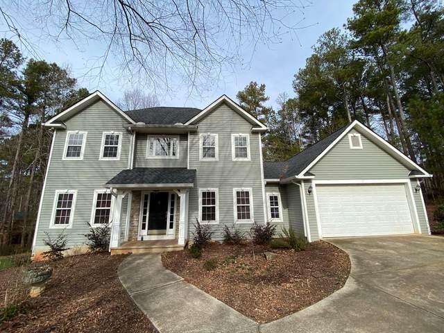 600 Thornwood Circle, Mount Airy, GA 30563 (MLS #6827364) :: North Atlanta Home Team