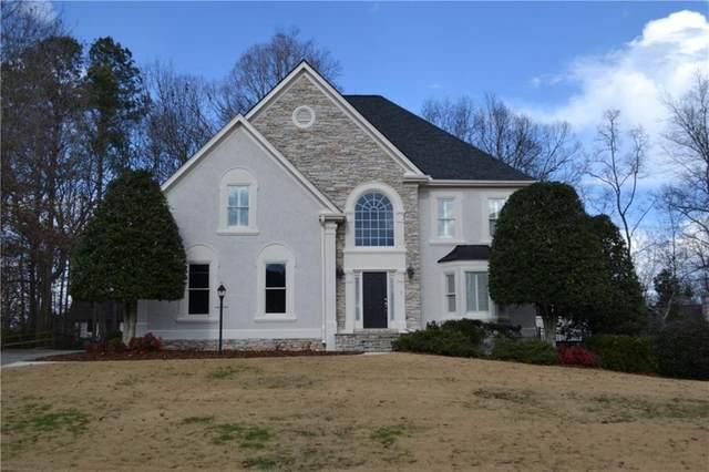 1121 Bowerie Chase, Powder Springs, GA 30127 (MLS #6827365) :: North Atlanta Home Team