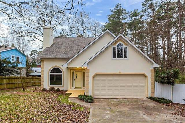 398 Smyrna Powder Springs Road SE, Smyrna, GA 30082 (MLS #6827369) :: North Atlanta Home Team