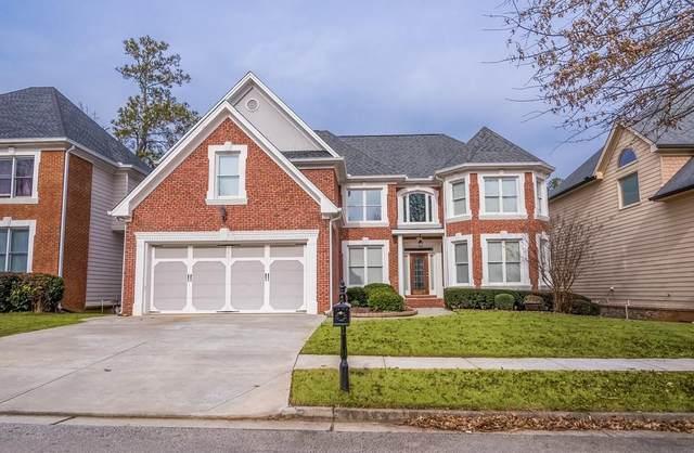 4173 Moonbeam Way, Snellville, GA 30039 (MLS #6827377) :: RE/MAX Paramount Properties