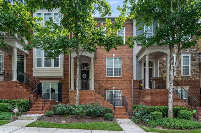 2181 Weldonberry Drive NE #134, Brookhaven, GA 30319 (MLS #6827381) :: The Heyl Group at Keller Williams