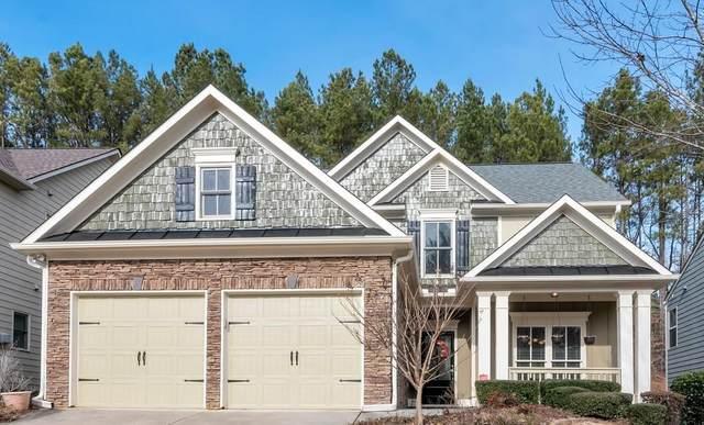 417 Moonlit Trail, Dallas, GA 30132 (MLS #6827398) :: North Atlanta Home Team