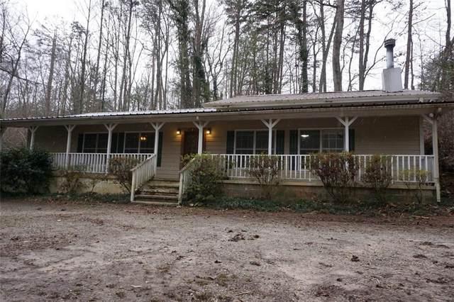 443 Adair Mill Road, Cleveland, GA 30528 (MLS #6827410) :: Path & Post Real Estate