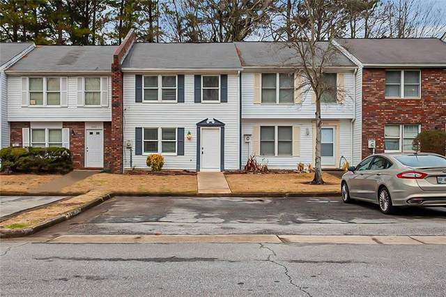 3743 Meadow Rue Lane, Peachtree Corners, GA 30092 (MLS #6827414) :: North Atlanta Home Team
