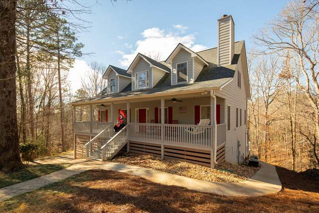 87 High Shoals Drive, Dahlonega, GA 30533 (MLS #6827428) :: Path & Post Real Estate