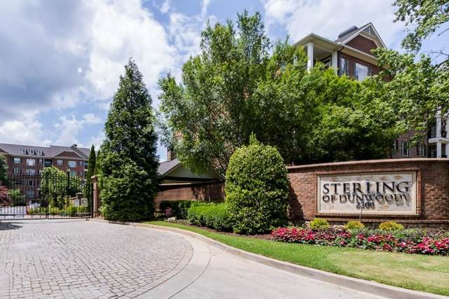 2300 Peachford Road #1110, Atlanta, GA 30338 (MLS #6827502) :: The Justin Landis Group