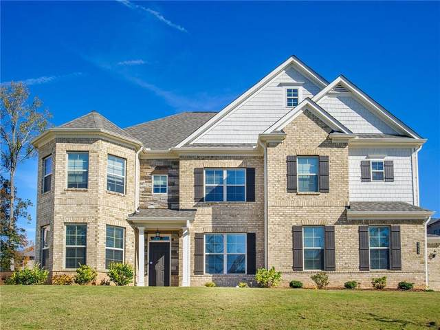 1215 Nash Springs Circle, Lilburn, GA 30047 (MLS #6827525) :: North Atlanta Home Team