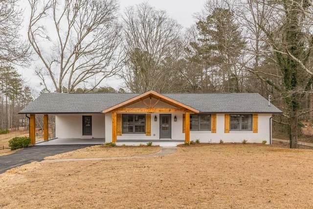 530 N Burnt Hickory Road, Douglasville, GA 30134 (MLS #6827558) :: North Atlanta Home Team