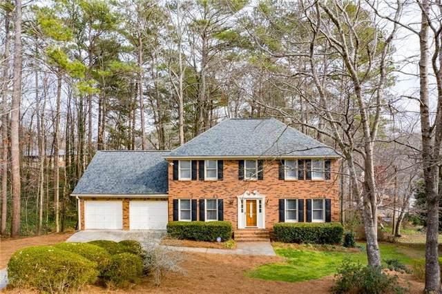 2414 Crooked Tree Court, Marietta, GA 30062 (MLS #6827567) :: North Atlanta Home Team