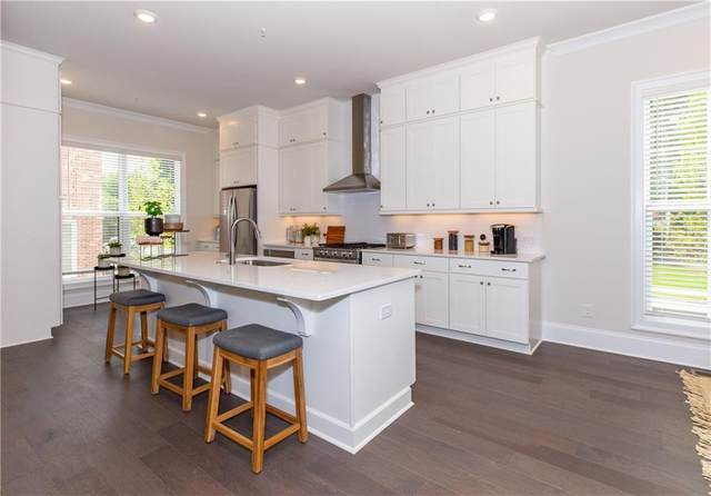 309 Burgess Walk, Alpharetta, GA 30009 (MLS #6827573) :: AlpharettaZen Expert Home Advisors