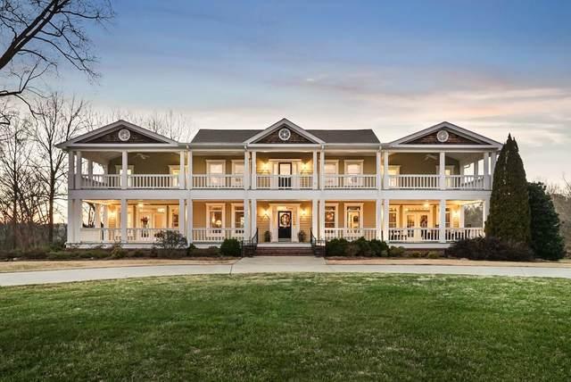 1857 Hardman Road, Clarkesville, GA 30523 (MLS #6827576) :: North Atlanta Home Team