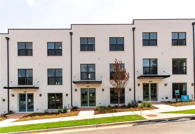 301 Burgess Walk, Alpharetta, GA 30009 (MLS #6827583) :: AlpharettaZen Expert Home Advisors