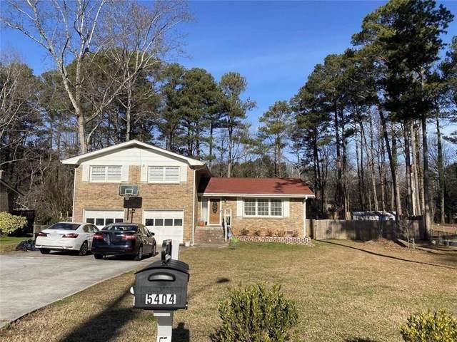 5404 Crestland Court, Stone Mountain, GA 30087 (MLS #6827601) :: North Atlanta Home Team