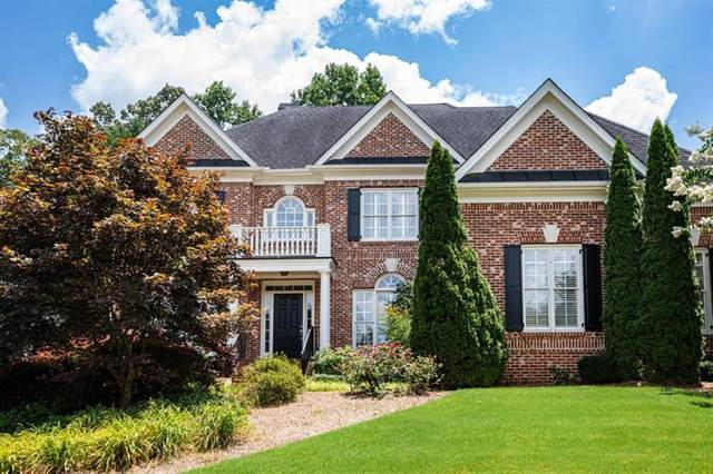 6210 Neely Meadows Drive, Peachtree Corners, GA 30092 (MLS #6827629) :: The Realty Queen & Team