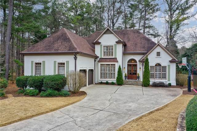 1302 Hatton Walk, Marietta, GA 30068 (MLS #6827641) :: North Atlanta Home Team