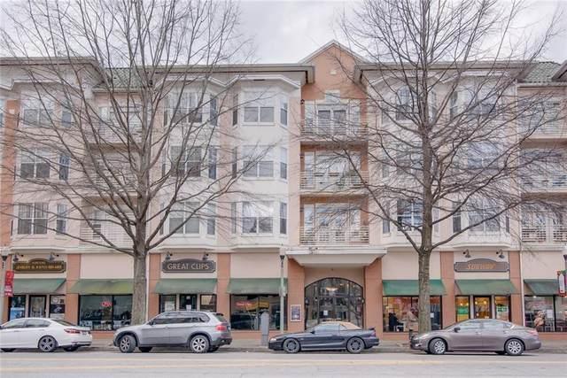 225 E E Ponce De Leon Avenue #312, Decatur, GA 30030 (MLS #6827646) :: Good Living Real Estate