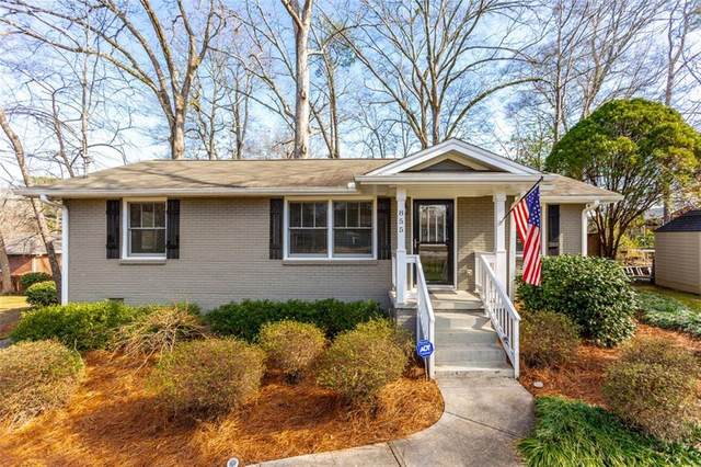 855 Alberson Court, Decatur, GA 30033 (MLS #6827667) :: The Zac Team @ RE/MAX Metro Atlanta