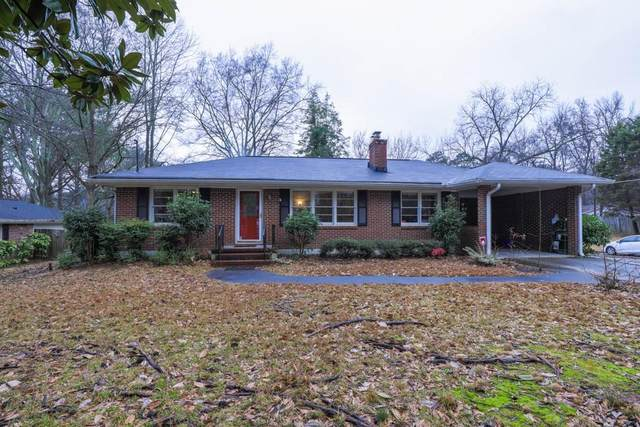 1294 Mclendon Drive, Decatur, GA 30033 (MLS #6827694) :: The Zac Team @ RE/MAX Metro Atlanta
