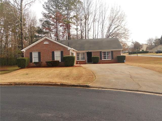 4050 Chapel Mill Bend, Decatur, GA 30034 (MLS #6827695) :: The Zac Team @ RE/MAX Metro Atlanta