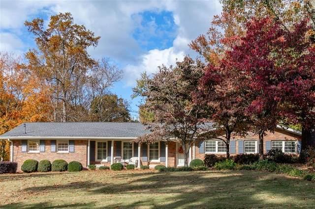 246 Angla Drive SE, Smyrna, GA 30082 (MLS #6827733) :: Path & Post Real Estate